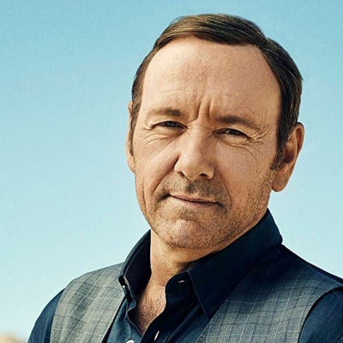 Kevin Spacey Combover Hairstyle