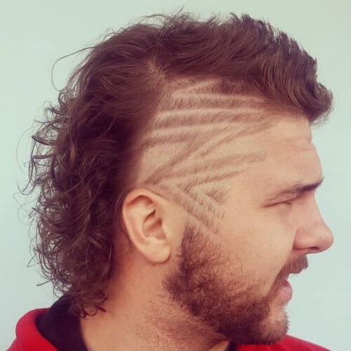 50 Mullet Haircuts for Men - Men Hairstyles World
