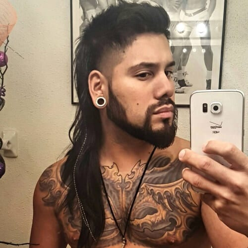 Pleasant Mullet Haircuts 50 Modern Ways To Wear It Be Cool Men Natural Hairstyles Runnerswayorg