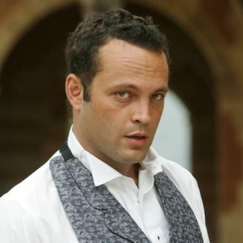 Vince Vaughn Hairstyles for Balding Men