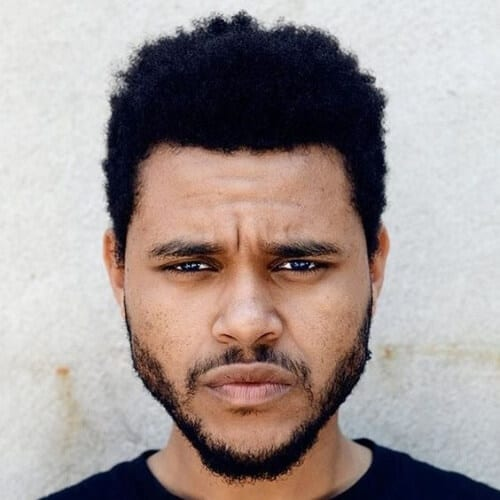 50 The Weeknd Hair Ideas Men Hairstyles World