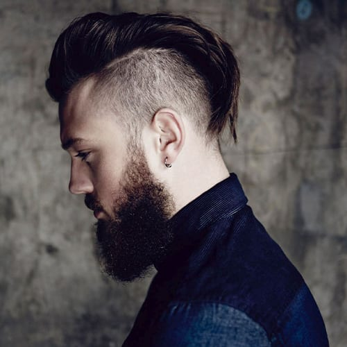 55 Edgy or Sleek Mohawk Hairstyles for Men - Men Hairstyles ...