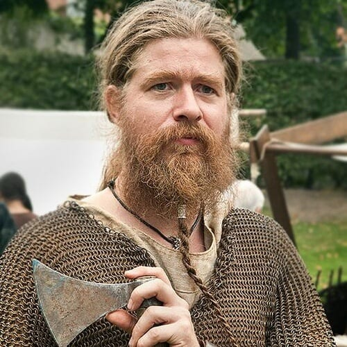 Beard Styles Inspired by Vikings