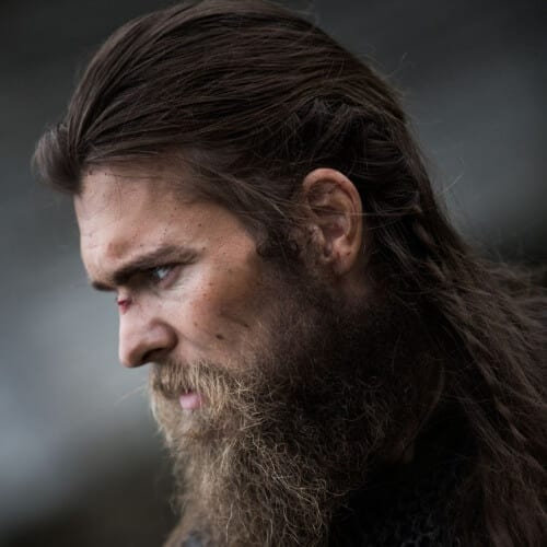 Casual Viking Hairstyles