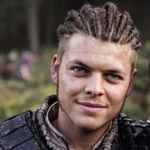 Twisted Viking Hairstyles