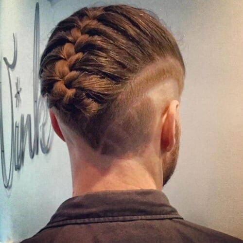 Upbraided Hairstyles