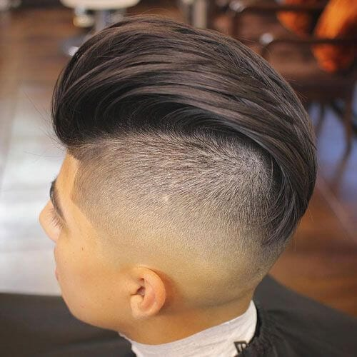 high top disconnected undercut