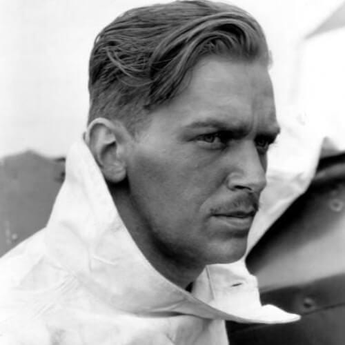 Douglas Fairbanks, Jr. 1930s mens hairstyles