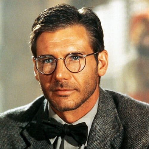 Dr. Henry Indiana Jones, Jr. in Raiders of the Lost Ark 1930s mens hairstyles