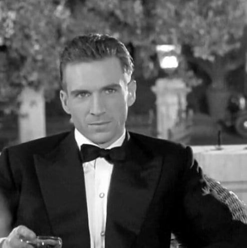 the english patient Ralph Fiennes 1930s mens hairstyles