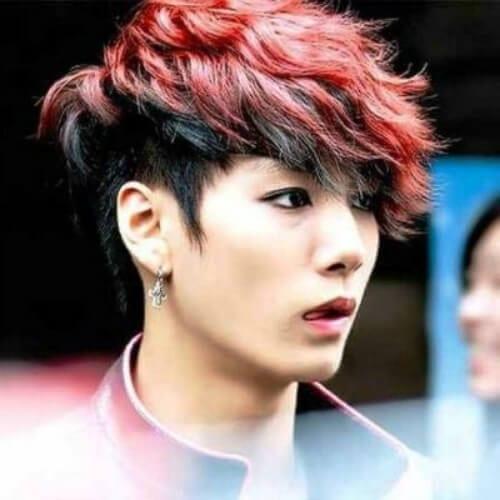 50 Korean Men Haircut Amp Hairstyle Ideas Video Men