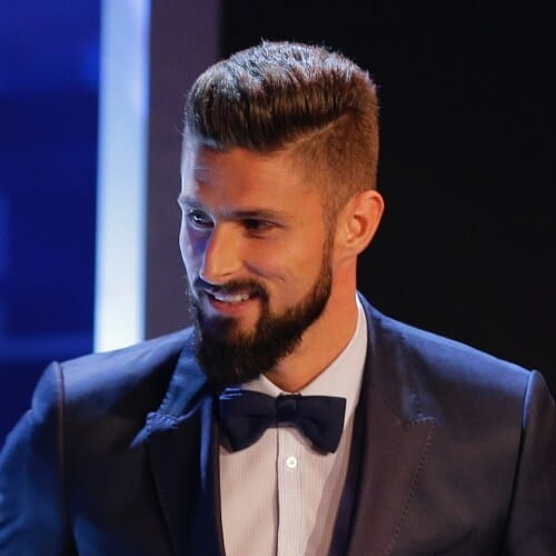 Soccer Player Haircuts 55 Styles You Can Sport Men Hairstyles World