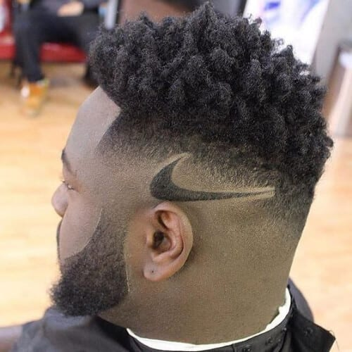 adidas hair designs for men