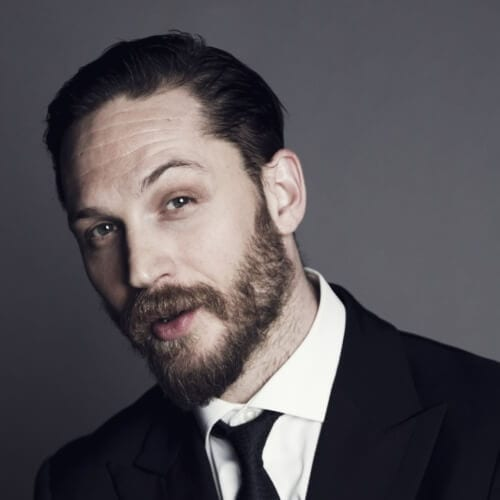 full tom hardy beard