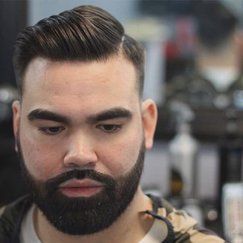 Awesome Beard Styles By Face Shape Complete Guide Video Men Natural Hairstyles Runnerswayorg