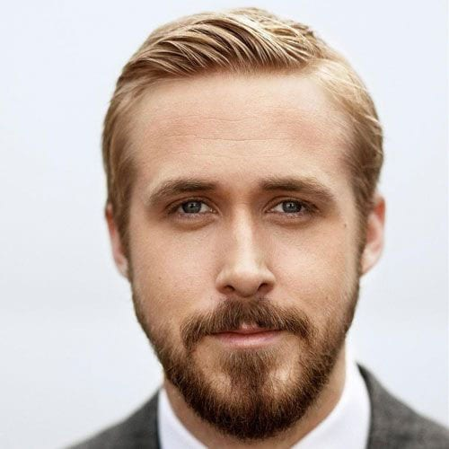Ryan Gosling hairstyle