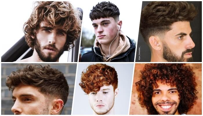Guide Absolutely All Men Hair Types Video Examples