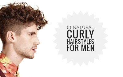 60+ Curly Hairstyles for Men to Style those Curls