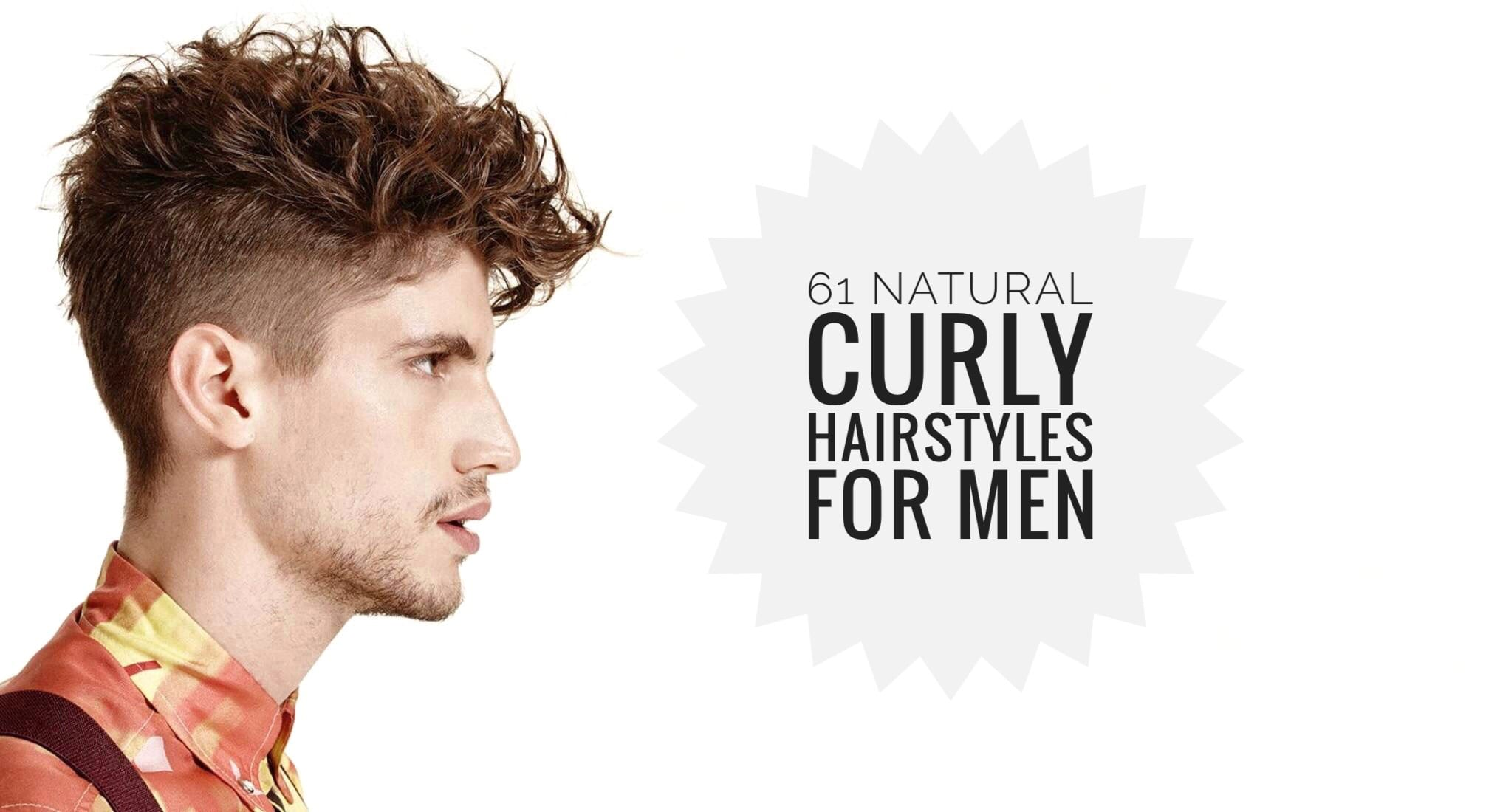 60 Curly Hairstyles For Men To Style Those Curls Men Hairstyles World