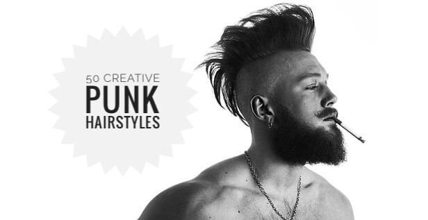 Punk Hairstyles Aren't Dead: Check These 50 Ways To Wear