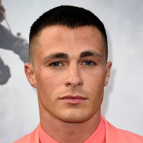 the high and tight buzz cut for men