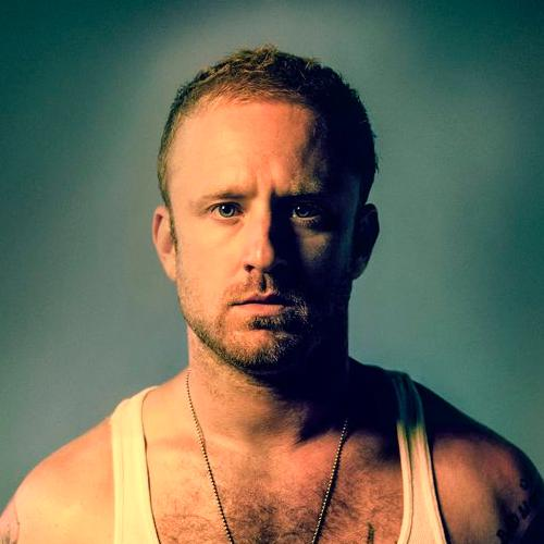 ben foster short hair - buzz cut