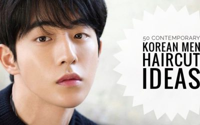 50 Korean Men Haircut & Hairstyle Ideas (+Video)