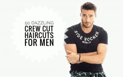 The Crew Cut: 50 Interesting Ways to Wear It