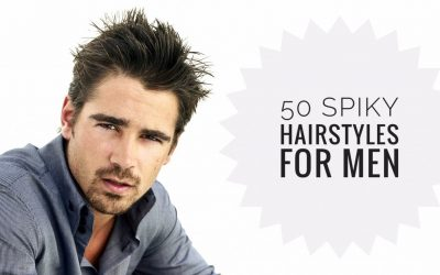 Spiky Hair: 50 Modern Ways to Wear Spikes Today!