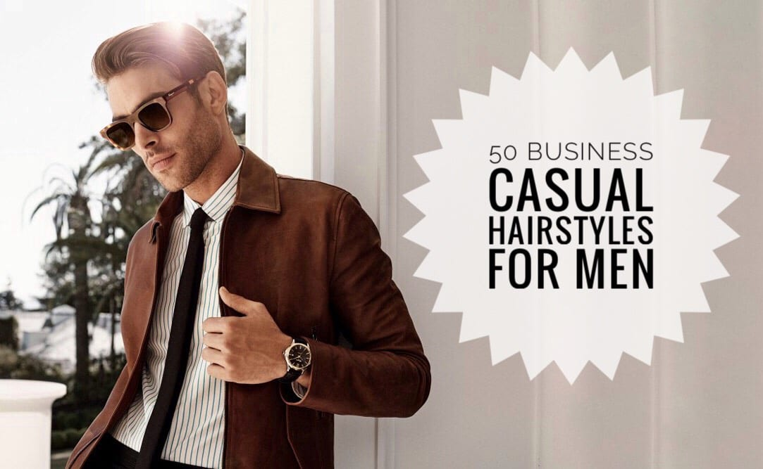 Know How To Keep It Business Casual? Here's 50 Hairstyles