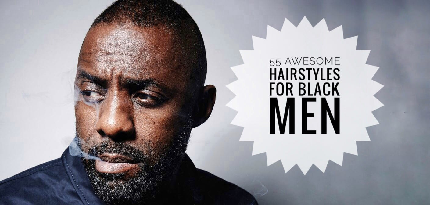 15 Awesome Hairstyles for Black Men +Video   Men Hairstyles World