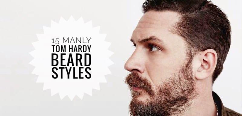 15 Manly Tom Hardy Beard Styles Men Hairstyles World