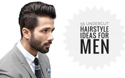 55 Cool Undercut Hairstyles for Men (Ideas+Video)