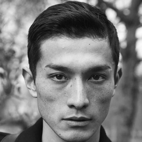 Ivy-league Hairstyles For Asian Men