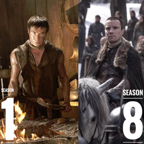 Gendry Game of Thrones Hairstyles