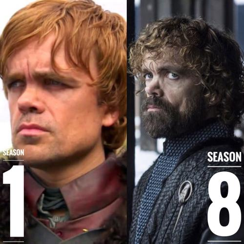 Tyrion Lannister Hairstyles