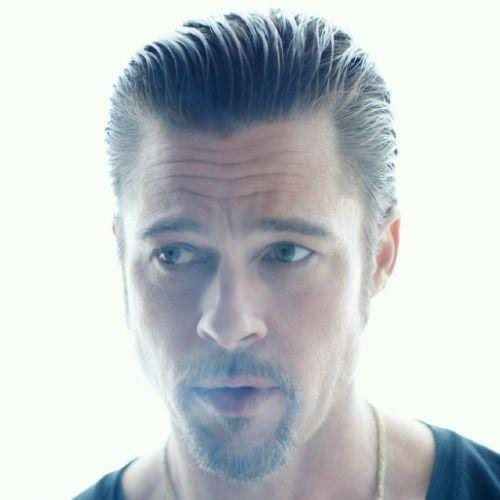 Greaser Brad Pitt Hairstyle
