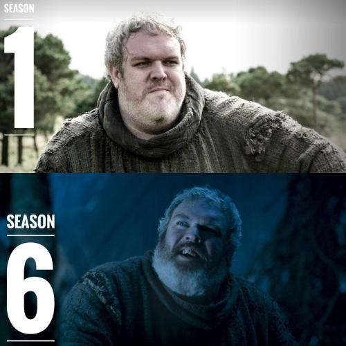 Hodor Hairstyles game of thrones