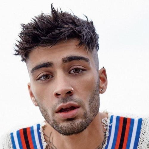 Zayn Malik Truly Texturized Haircut