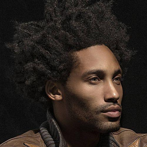 Coiled Hairstyles For Black Men