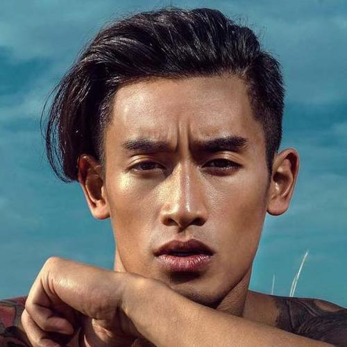 Asian Men's Haircuts