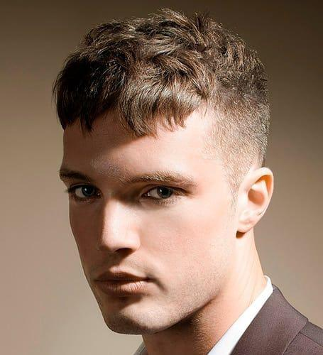 urban crop fade men's haircut