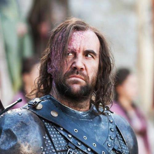 The Hound Hairstyle game of thrones hairstyles