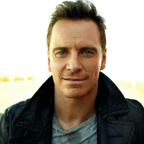 Michael Fassbender High Fade Pompadour Hairstyle - men's haircuts