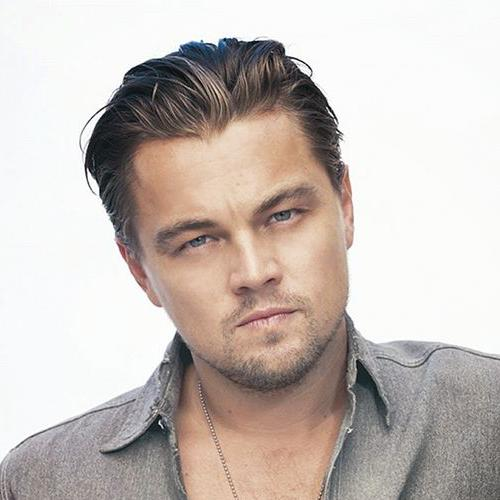 Leonardo DiCaprio Heartthrob Men's Haircuts