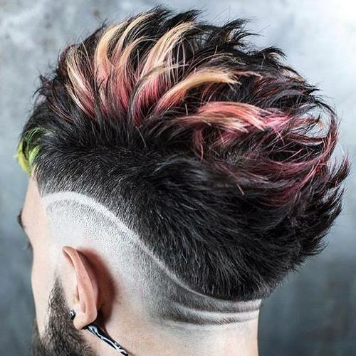 Spiky Hairstyles For Men