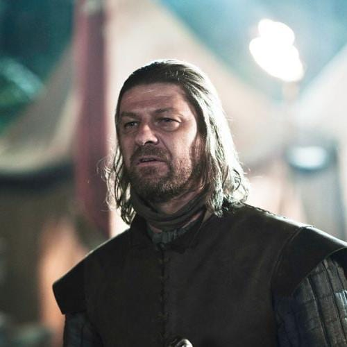 Ned Stark Hairstyle game of thrones hairstyles