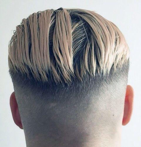 Tapered Fade Haircut For Men