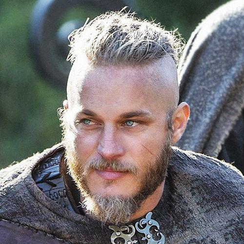 Viking Men's Haircut