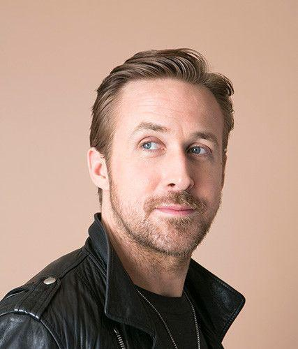 Ryan Gosling Golden Boy Haircut